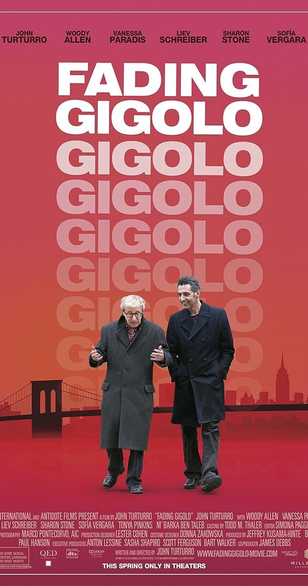 Subtitle of Fading Gigolo