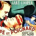 Gary Cooper, Robert Alda, Lilli Palmer, and Ludwig Stössel in Cloak and Dagger (1946)