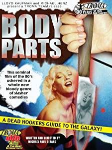 Psp free downloadable movies Body Parts Canada [mpeg]