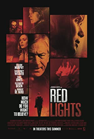 Where to stream Red Lights