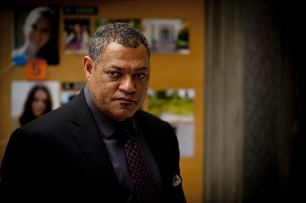 Laurence Fishburne in Hannibal (2013)