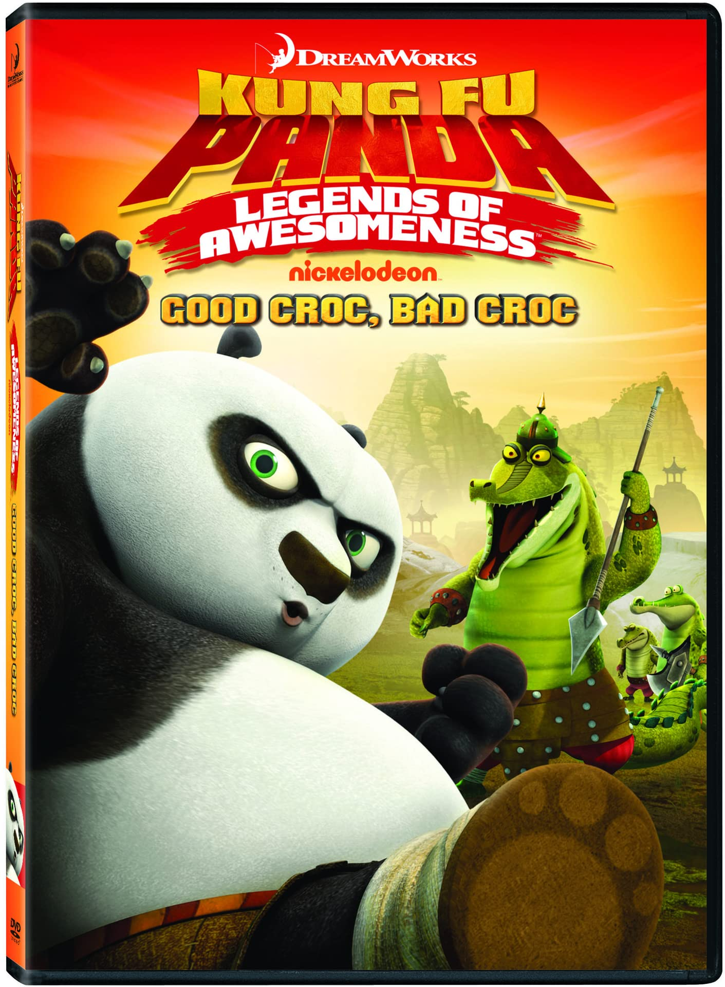 Kung Fu Panda: Legends of Awesomeness full movie free download