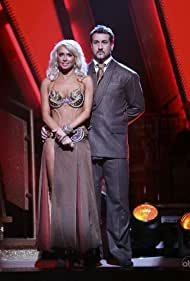 Joey Fatone and Kym Johnson Herjavec in Dancing with the Stars (2005)
