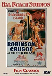 Robinson Crusoe of Clipper Island Poster