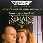 Anthony Hopkins and Emma Thompson in The Remains of the Day (1993)