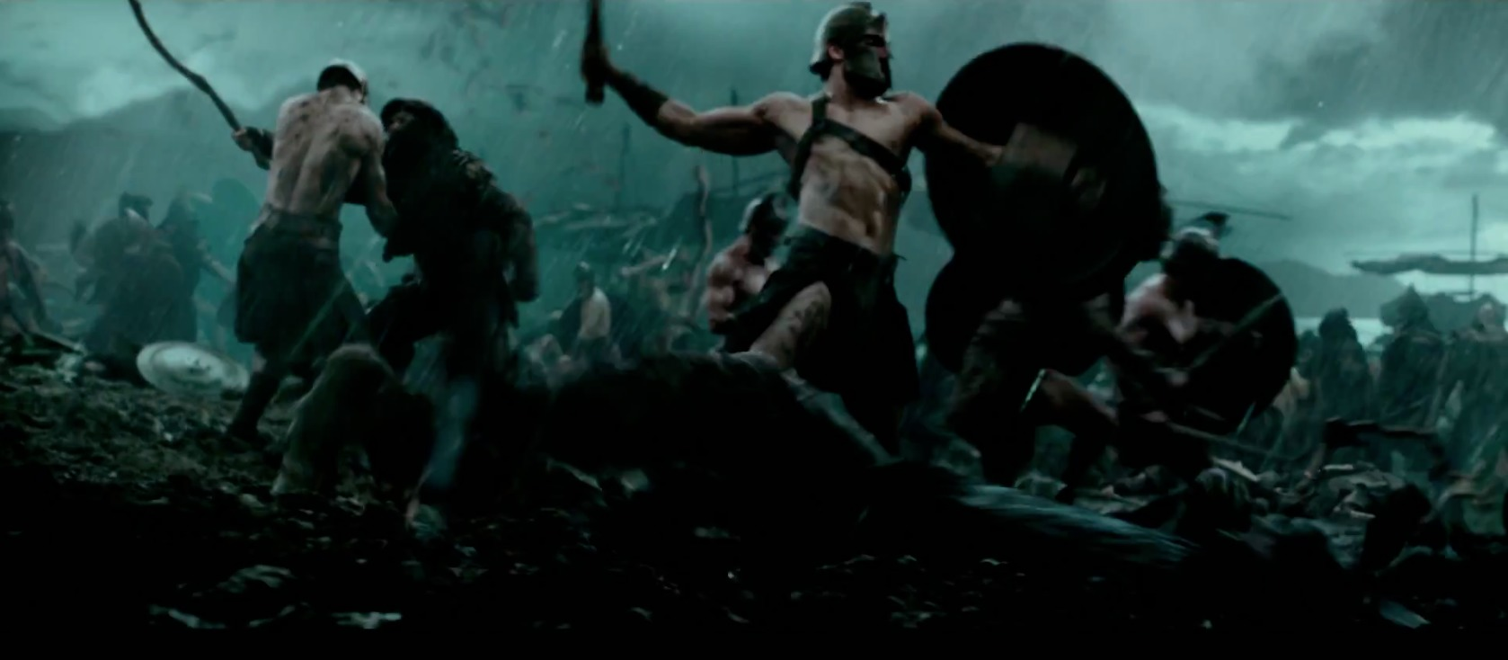 Eric Linden in 300: Rise of an Empire