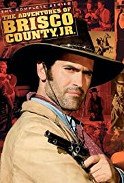The Adventures of Brisco County Jr. Poster