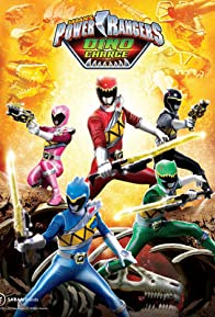 Primary photo for Power Rangers Dino Charge
