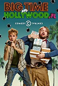 Alex Anfanger and Lenny Jacobson in Big Time in Hollywood, FL (2015)