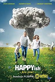 Steve Coogan, Kathryn Hahn, and Sawyer Shipman in Happyish (2015)