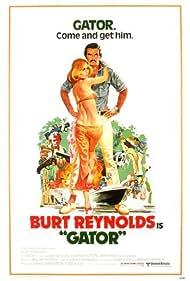 Burt Reynolds and Lauren Hutton in Gator (1976)