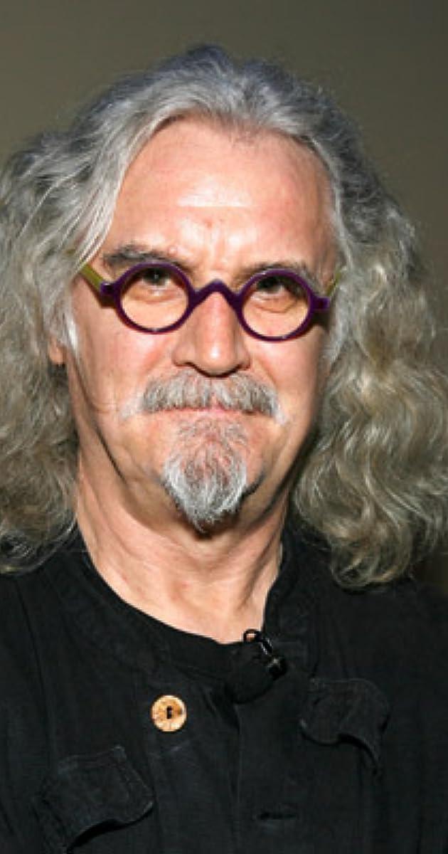 Billy Connolly Dublin