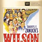 Charles Coburn, Mary Anderson, William Eythe, Geraldine Fitzgerald, Alexander Knox, and Thomas Mitchell in Wilson (1944)