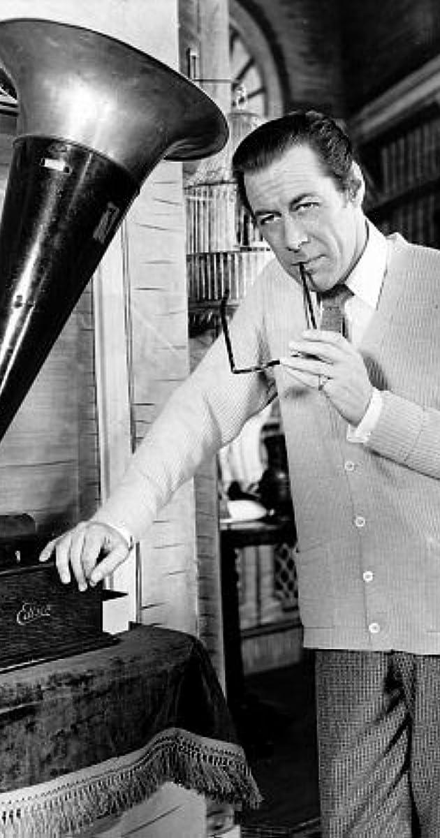 Rex Harrison - IMDb