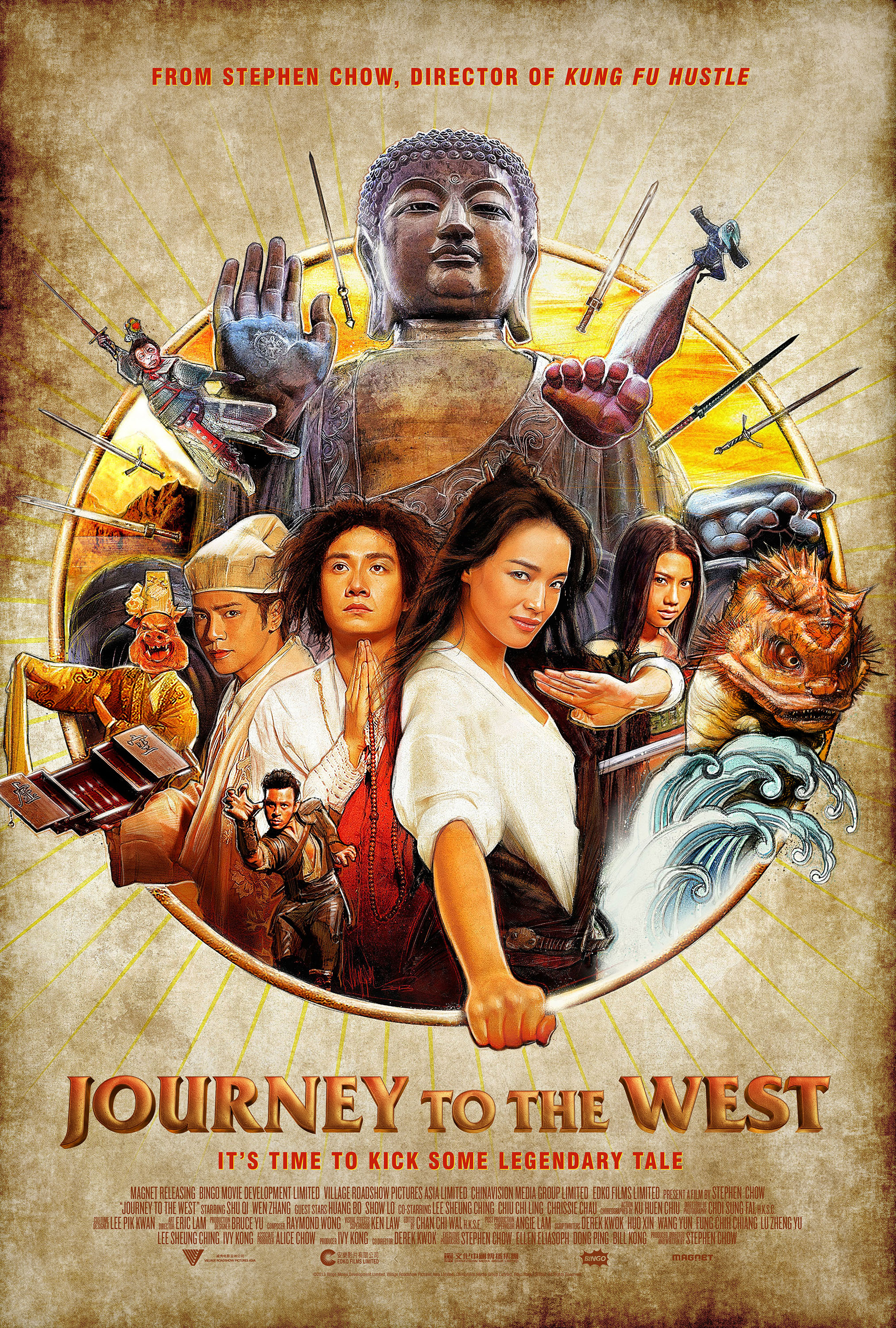 Journey to the West (2013) - IMDb
