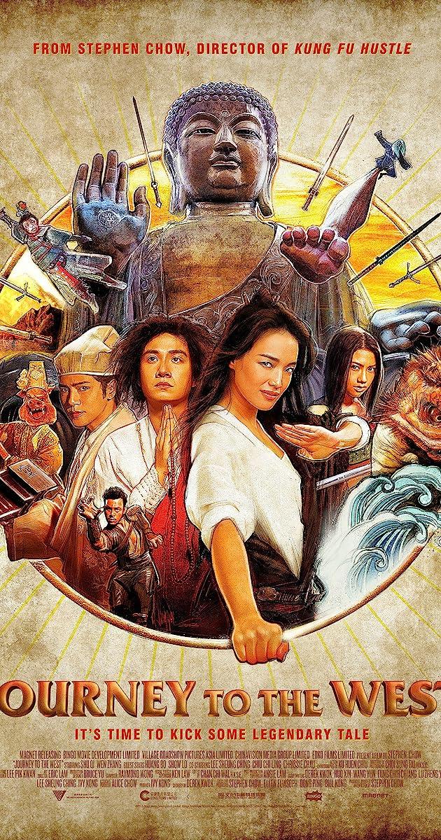 Tây Du Ký: Mối Tình Ngoại Truyện - Journey To The West: Conquering The Demons (2013)