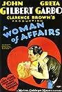 Greta Garbo and John Gilbert in A Woman of Affairs (1928)