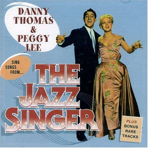 Peggy Lee and Danny Thomas in The Jazz Singer (1952)