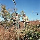 John Wayne and David Janssen in The Green Berets (1968)