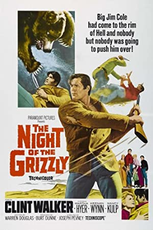 Where to stream The Night of the Grizzly