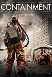Containment (2015) Poster - Movie Forum, Cast, Reviews