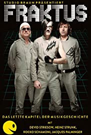 Fraktus - Das letzte Kapitel der Musikgeschichte Poster