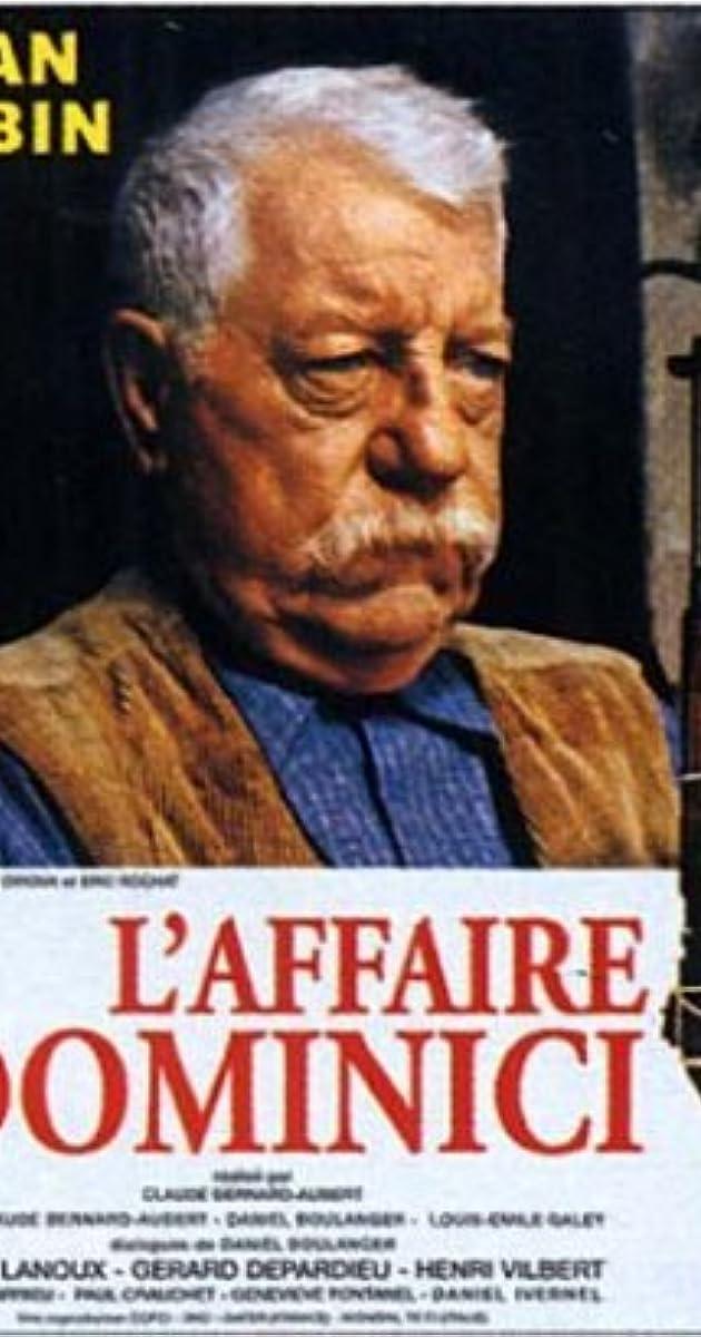 AFFAIRE TÉLÉCHARGER FILM DOMINICI L