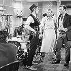 James Stewart, John Wayne, Lee Marvin, and Lee Van Cleef in The Man Who Shot Liberty Valance (1962)