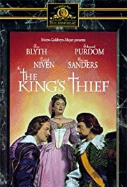 The King's Thief (1955) Poster - Movie Forum, Cast, Reviews