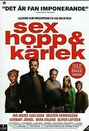 Sex hopp & kärlek Poster