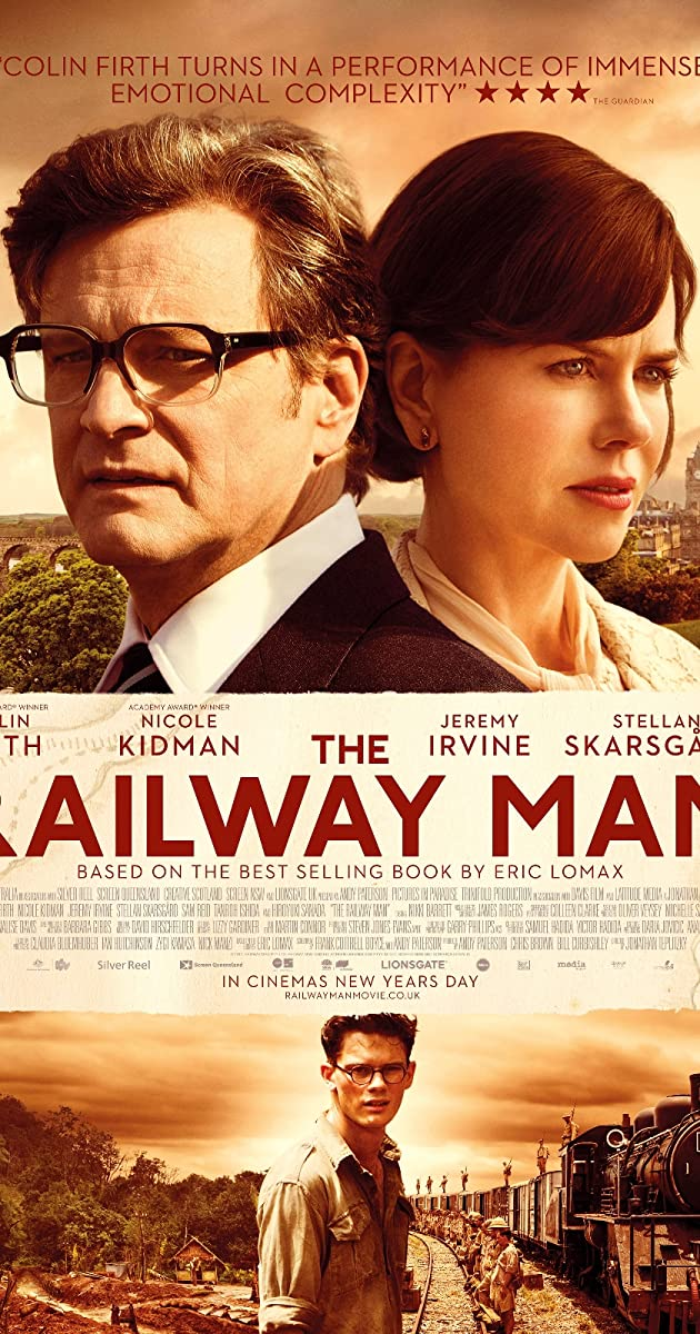 Subtitle of The Railway Man