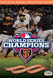 Official 2012 World Series Film Poster