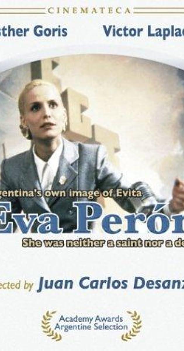 Eva peron pelicula completa esther goris online dating