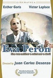 Eva Peron: The True Story Poster