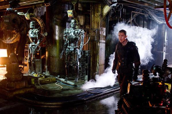 Film Terminator Salvation (2009).