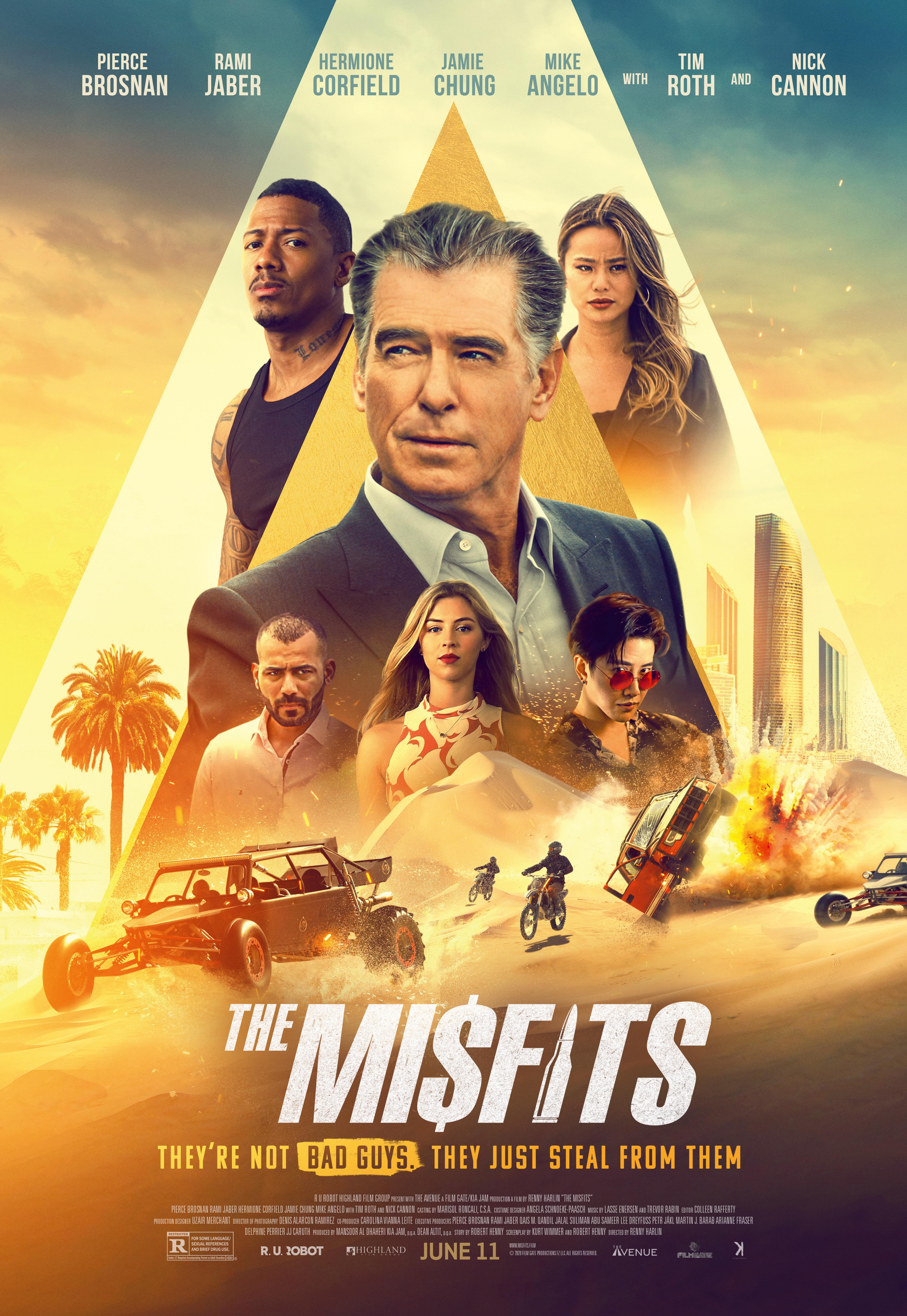 The Misfits 2021 - SEE21