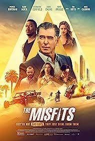 The Misfits (2021) Poster - Movie Forum, Cast, Reviews