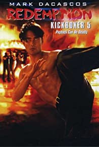 Primary photo for The Redemption: Kickboxer 5