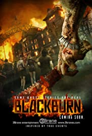 The Blackburn Asylum Poster