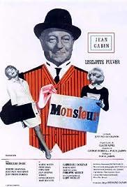 Monsieur Poster