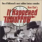 Bud Jamison, Edgar Kennedy, and Dick Powell in It Happened Tomorrow (1944)