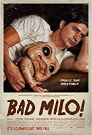 Bad Milo - Kötü Milo Türkçe Dublaj Full 720p  izle