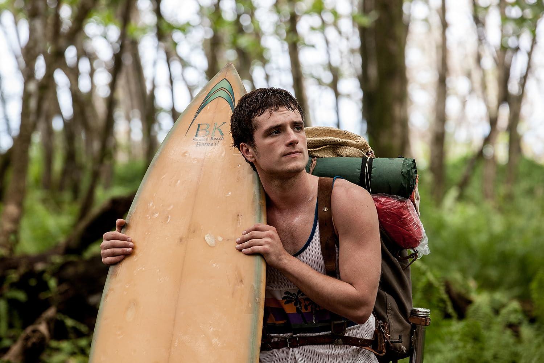 Josh Hutcherson dalam Escobar: Paradise Lost (2014)