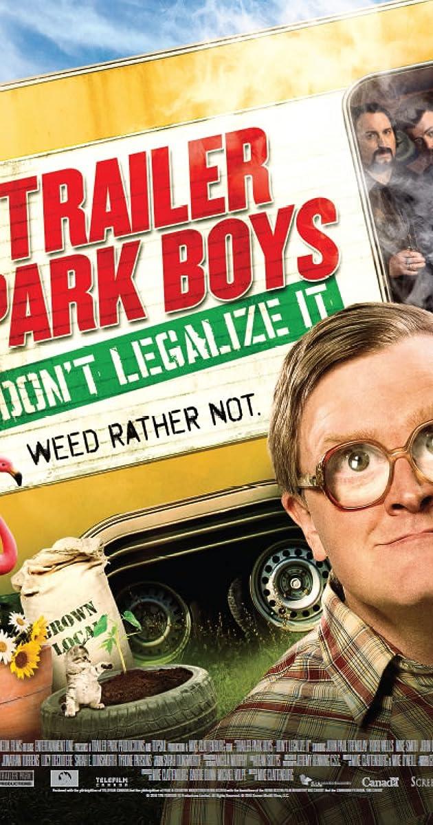 Subtitle of Trailer Park Boys: Don't Legalize It