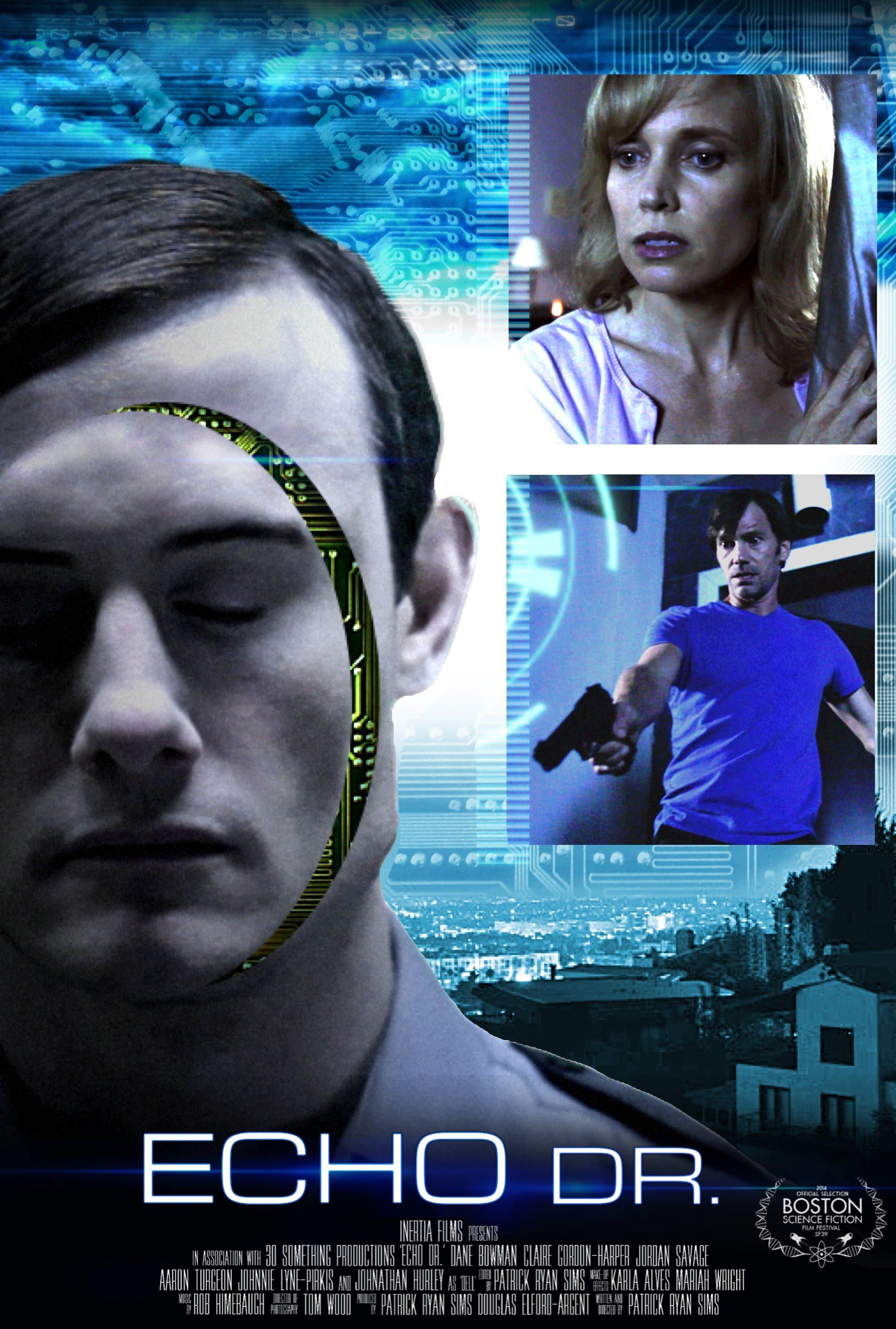 double echo movie plot