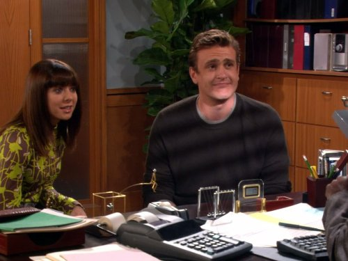how i met your mother s03e07 cast