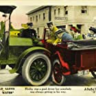 Josephine Crowell, Harold Lloyd, Mickey McBan, Jobyna Ralston, and Charles Stevenson in Hot Water (1924)