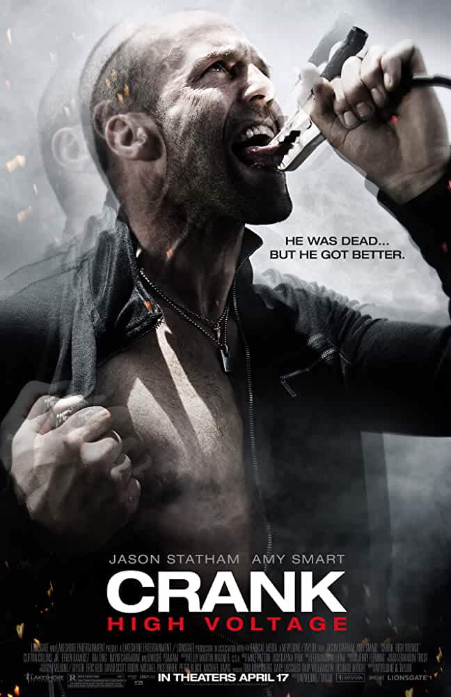 Crank: High Voltage (2009) Dual Audio [Hindi + English] | x264 Bluray | 720p | 480p | Download | Watch Online | GDrive | Direct Links