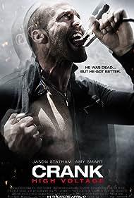 Crank: High Voltage (2009) Poster - Movie Forum, Cast, Reviews