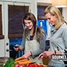 Ali and Brooke Burns in the Gourmet Detective.